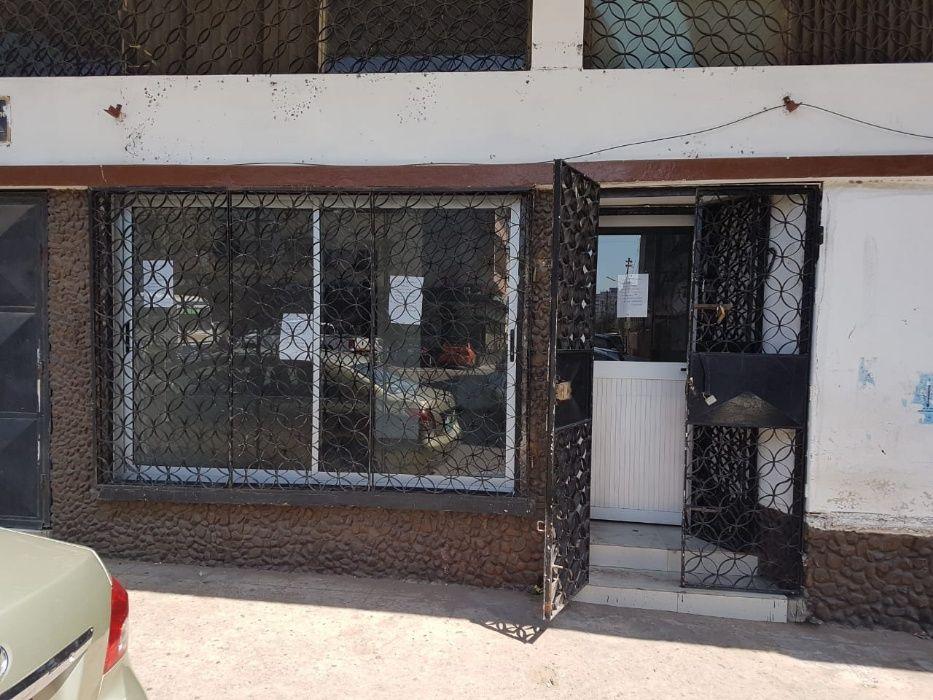 Vende se loja 100m2 malhangalen mangeira +armazem+alpe