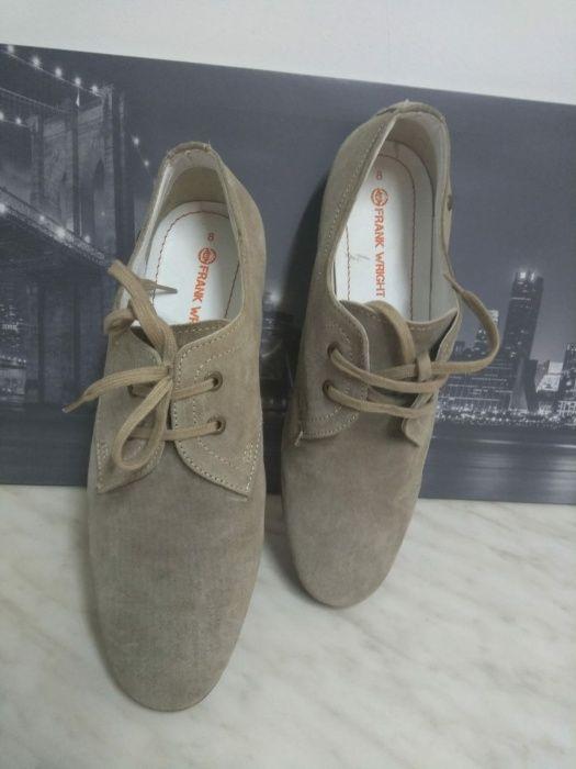 Pantofi piele nr 42 Frank Wright