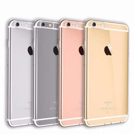 Husa iphone 6 6s Ultra Slim 0.3mm Clara, Fumurie