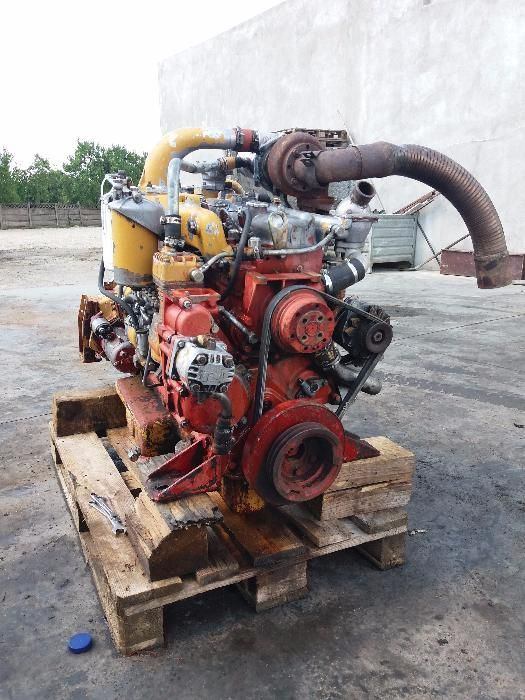 Motor Fiat 6 cil functional