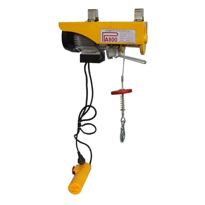 Electropalan - macara electrica Stager PA800