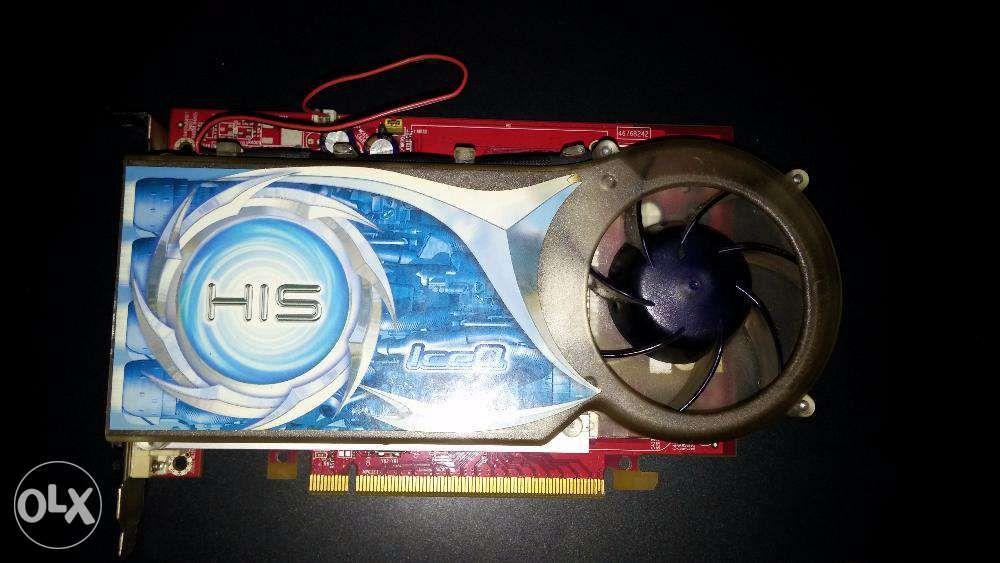 Placa video HiS ATI X1650 IceQ 512 MB GDDR2