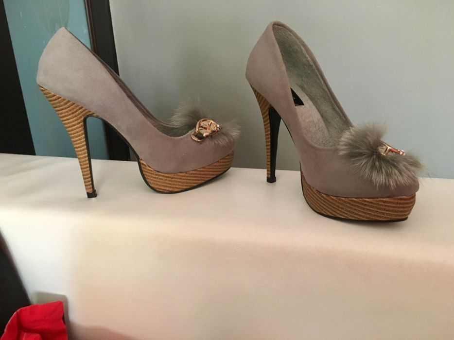 Pantofi marimea 38 ( Noi)