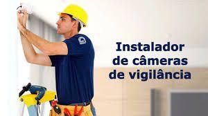 Prestacao servico em Montagem e instalacao de cameras de Seguranca.