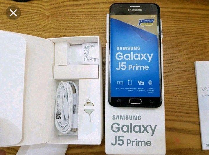 Samsung J5 prime selado garantia d meses