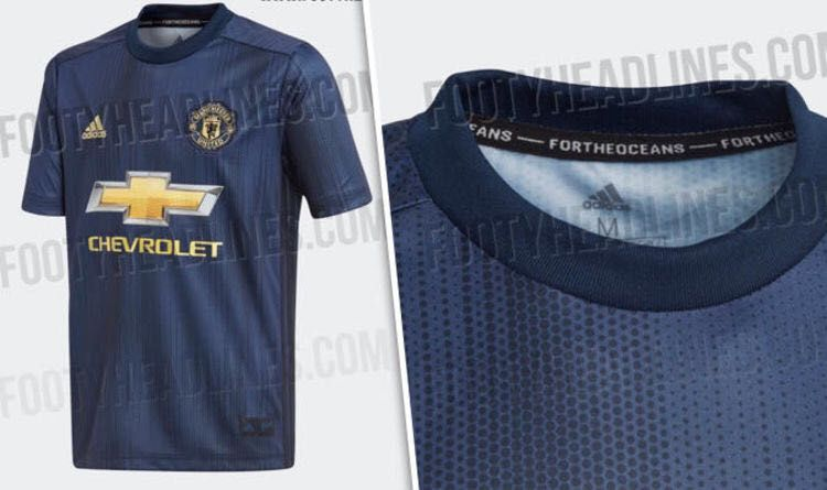 Camisete do Manschester united 2018/19