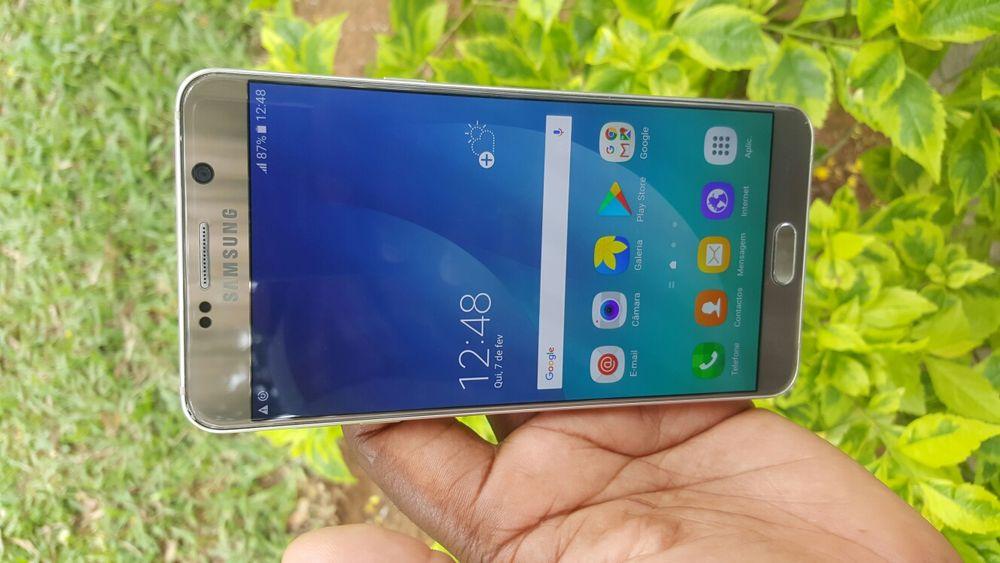 Galaxy Note 5 novo fora da caixa 32 gb Bairro Central - imagem 1