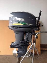 Motor de Barco Yamaha
