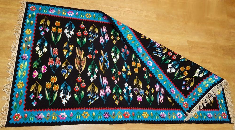 Covor traditional romanesc/ traditional romanian rug