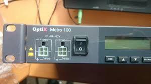 Vendo huawei OptiX Metro 100 SDH PDH transmission network equipment