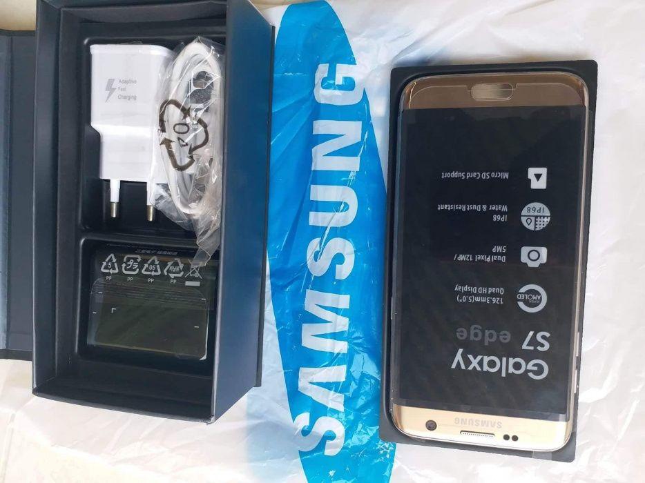 Galaxy s7 edge 2 chips Original novinho em folha