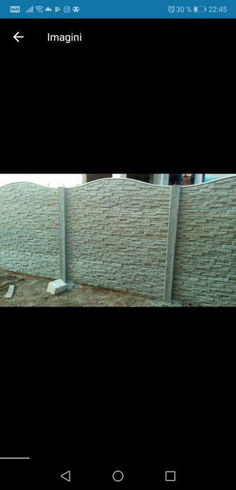 Gard beton Braila - imagine 1