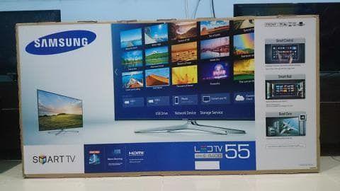 Tv plasma de 55 polegadas
