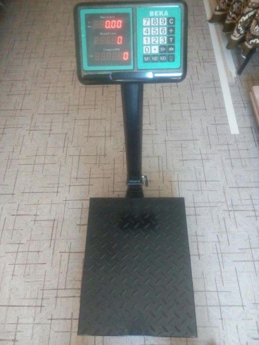 Весы электронные.400кг