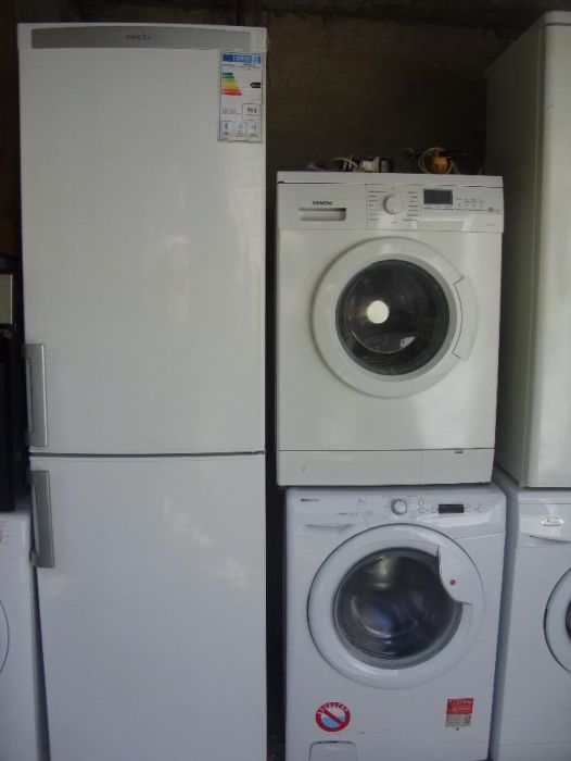 frigider beko 308WG masina de spalat indesit10WQT