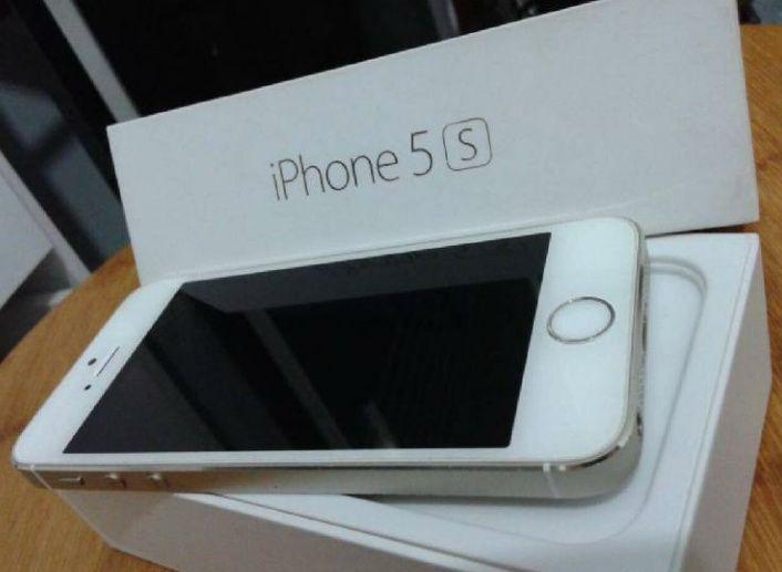 iphone 5s novo na caixa celado