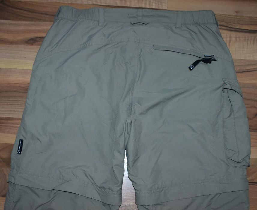 Pantaloni barbati lungi/scurti HAGLOFS CLIMATIC cred M transp inclus Uricani - imagine 5