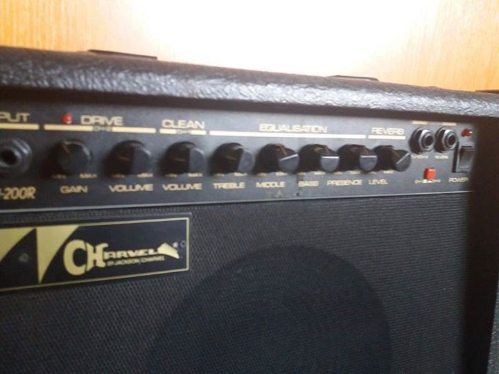 Amplificator Charvel/by Jackson