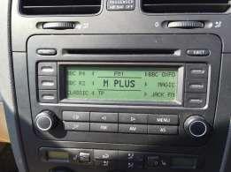 Radio CD player VW, Passat b6 / Jeta / Golf 5.