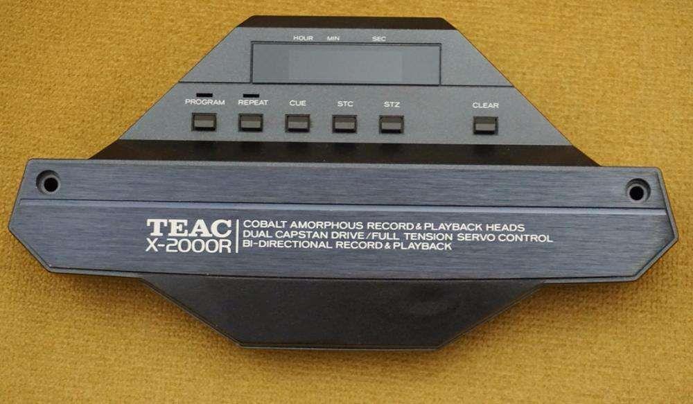 Capac masca pentru capete TEAC X-2000R