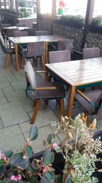 Confectionam set pernute scaune terase