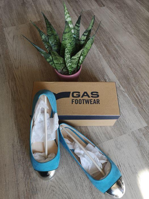Дамски пролетни обувки Gas, размер 38!