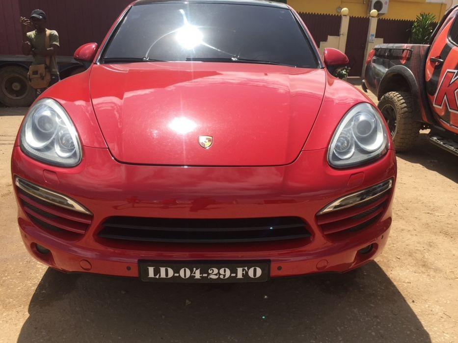 Porsche cayenne 18.000.000