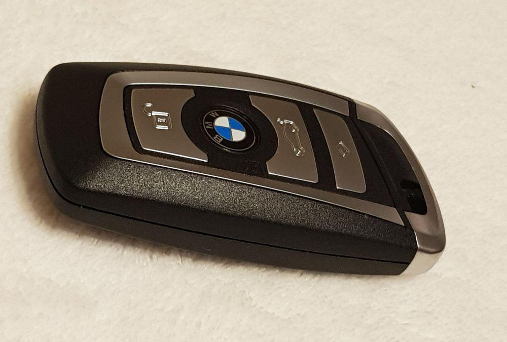 Оригинална кутийка ключ за BMW 1 3 5 Series F10 F20 F30 F40
