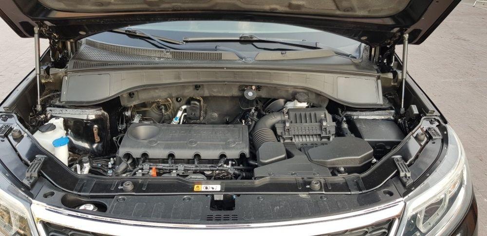 Двигатель G4KE по запчастям