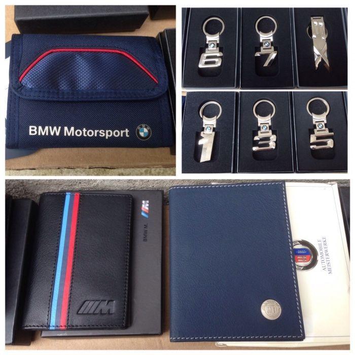 БМВ ключодържател BMW M портфейл подарък аксесоари M3 M4 М5 Х6 Х5 М6 М
