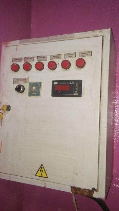 Электро котёл отопления