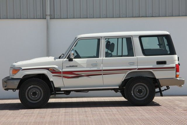Toyota land cruiser series 70 a venda