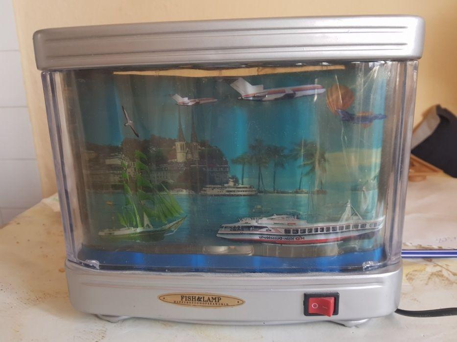 Лампа аквариум