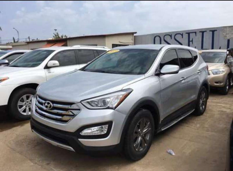 Promoção de Hyundai Santa fé