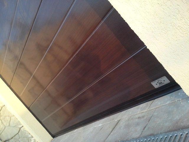 Usa de garaj sectionala 2500L/2000H NUC la doar 471 euro