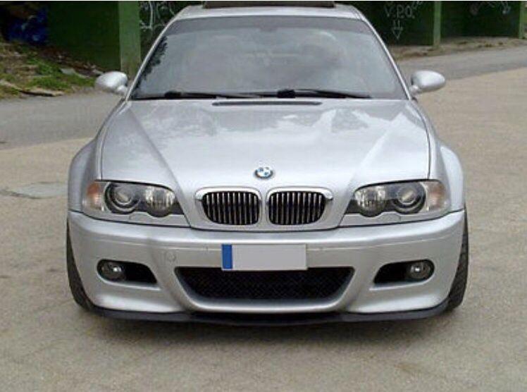 Lip Prelungire Cupra R BMW E46 M3 Golf 4 5 Seat Leon Bara Fata buza