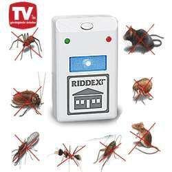 Riddex Plus нов уред против гризачи, хлебарки, мравки и др. вредители