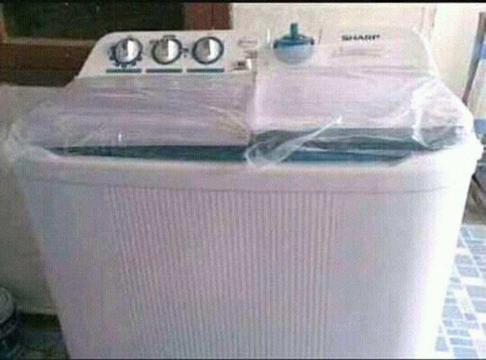 Máquina de lavar roupa novas a venda