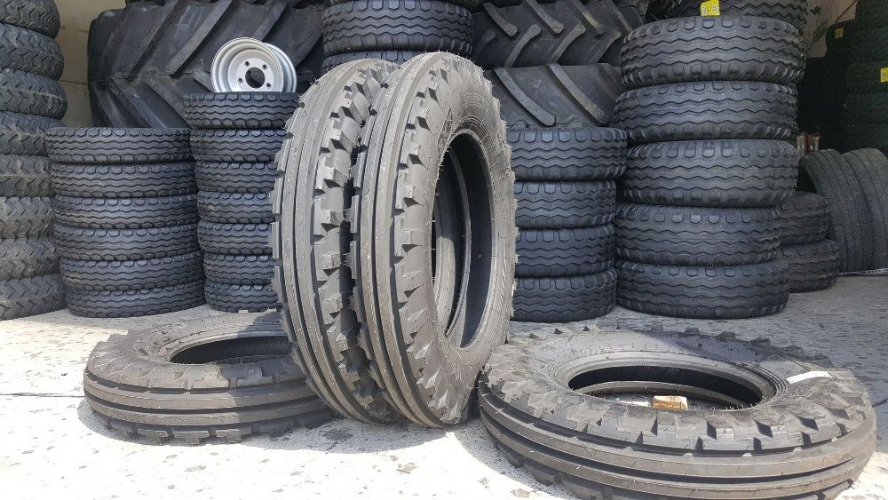 Cauciucuri directie 7.50-16 BKT noi cu garantie pneuri tractor fata