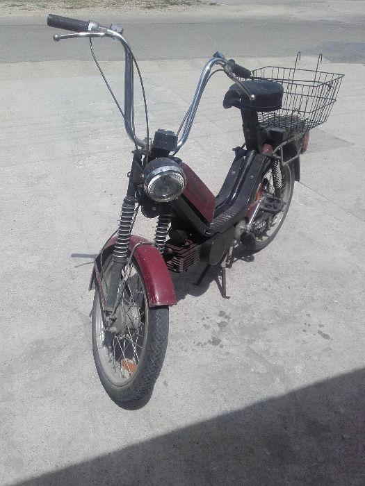 Скутер Ява Бабета 210