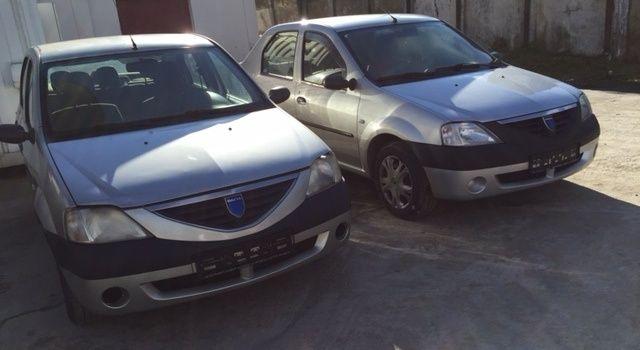 Ansamblu stergatoare cu motoras Dacia Logan 1.4 -1.6 benzina 2004-2006