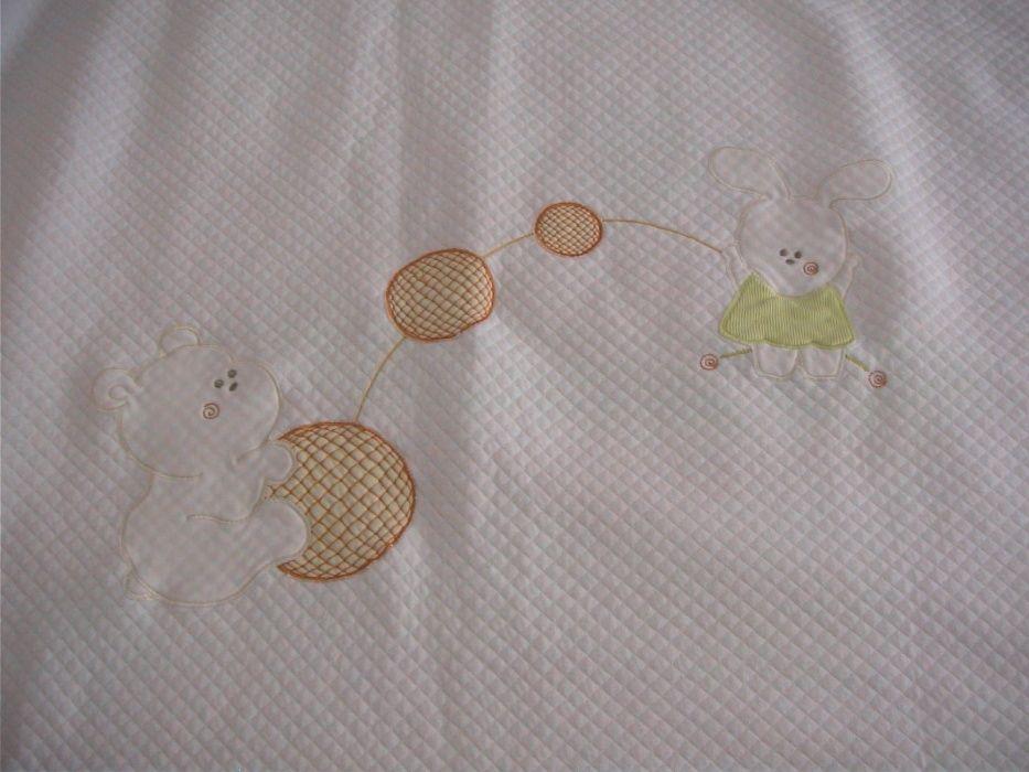 Памучно одеалце, завивка за бебе