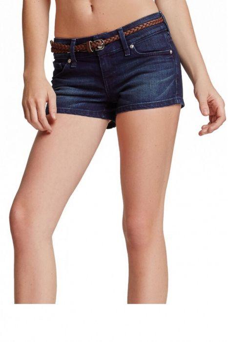 Guess къси дънкови панталонки - с етикет