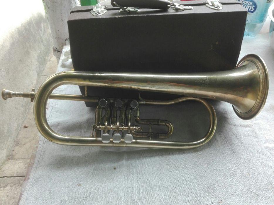 Vand trompeta/ fligorn