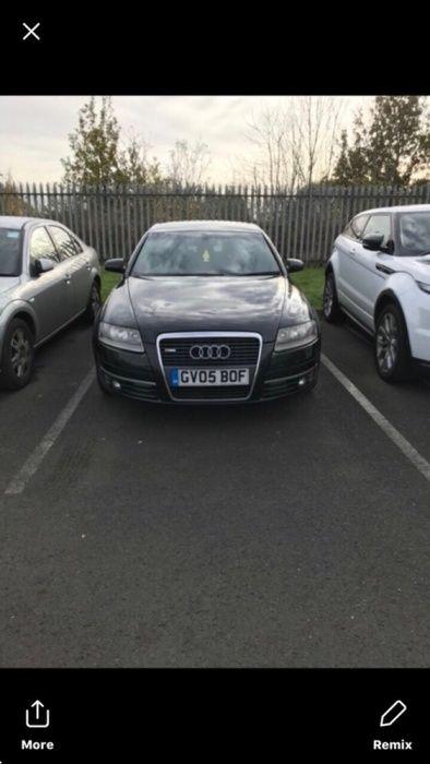 Ауди А6 3.0Тди *На Части* - Audi A6 C6-4F 3.0TDI Quattro