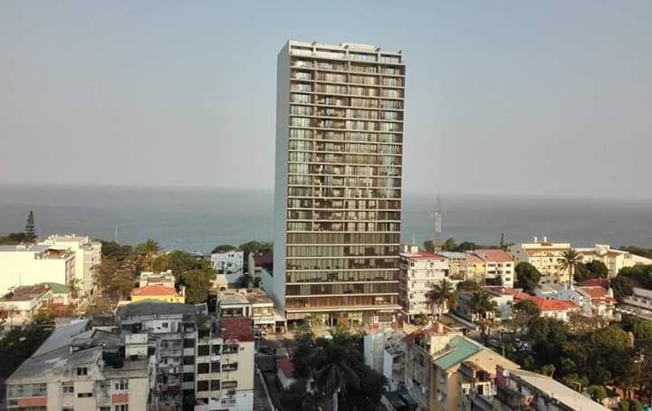 Arrendo apartamento t2 mobilado vista ao mar