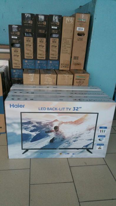 Promoção de tvs Led FULL HD Haier 32 polegadas novas