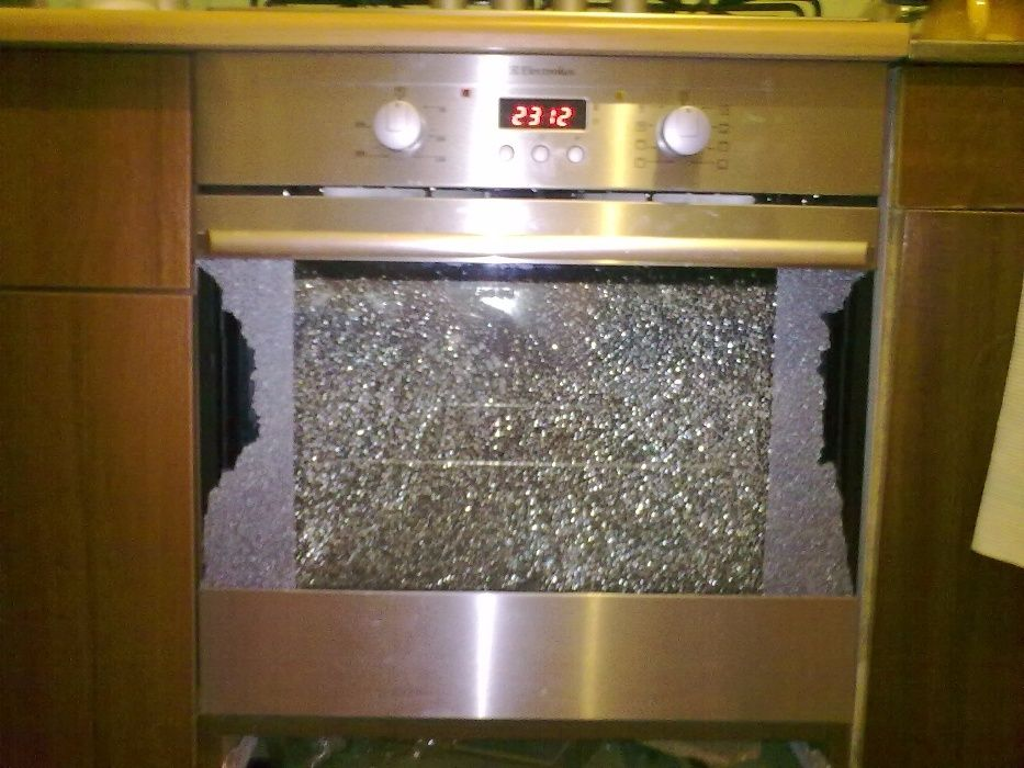 Замена стекла духовки с выездом в Астане