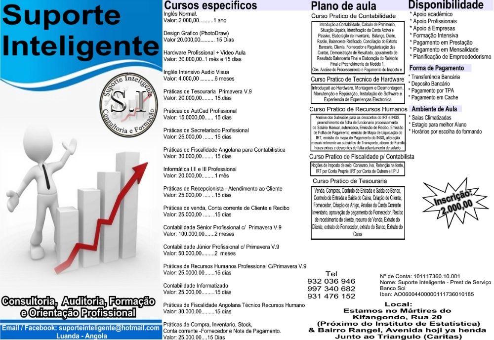 Cursos com direito a estagio 2019 Maianga - imagem 1