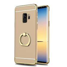 Husa Elegance Luxury 3 in 1 Samsung Galaxy S9 Aurie